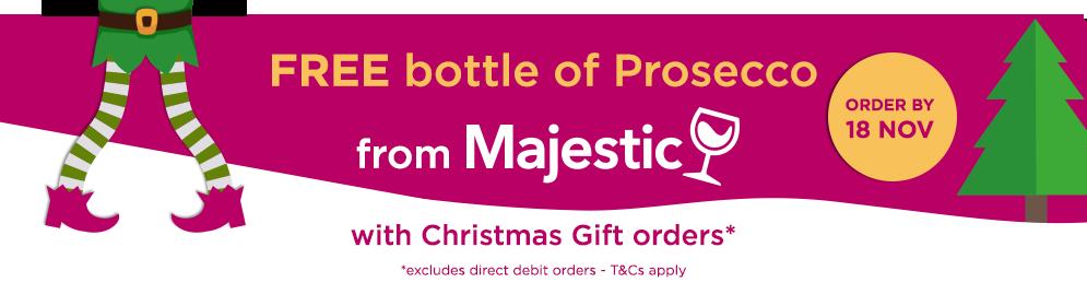 SPOTLIGHT Majestic Wine Free Gift XMAS18